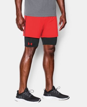 Men's UA Mirage 2-in-1 Training Shorts    $29.99