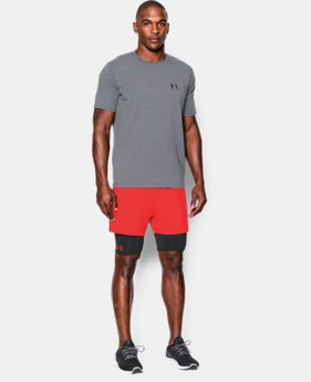 Men's UA Mirage 2-in-1 Training Shorts   2 Colors $29.99