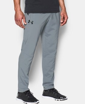 New Arrival  Men's UA HIIT Woven Pants   $69.99