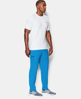 Men's UA HIIT Woven Pants  1 Color $44.99