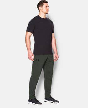 Men's UA HIIT Woven Pants  1 Color $52.99
