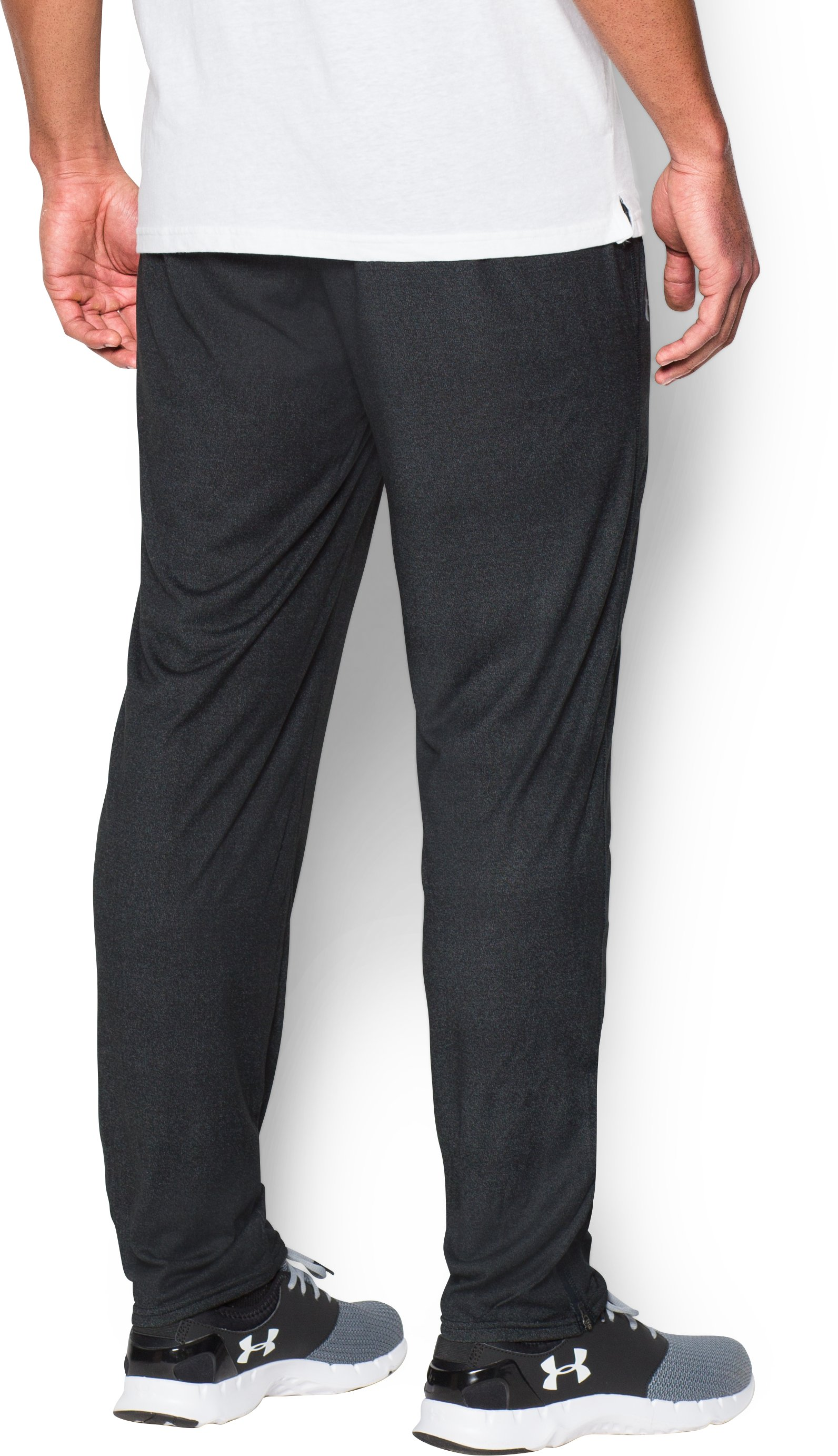 Men's UA Tech™ Pants, Black ,