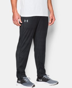 Men's UA Tech™ Pants  2  Colors Available $33.99