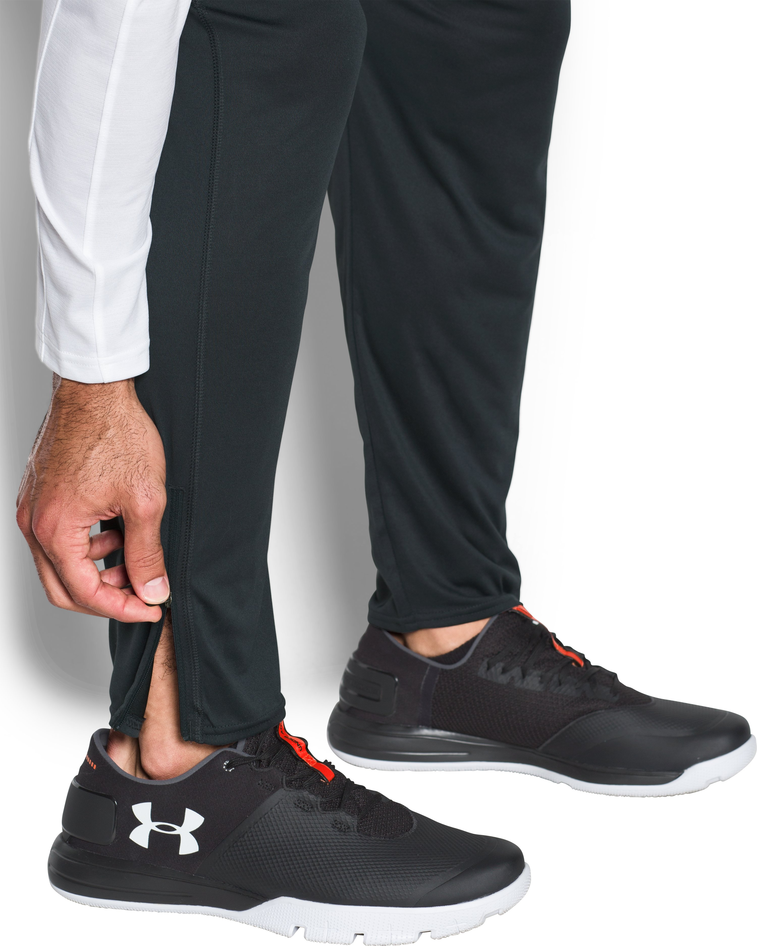 Men's UA Tech™ Pants, ANTHRACITE