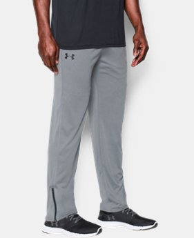 Best Seller Men's UA Tech™ Pants  3  Colors Available $44.99