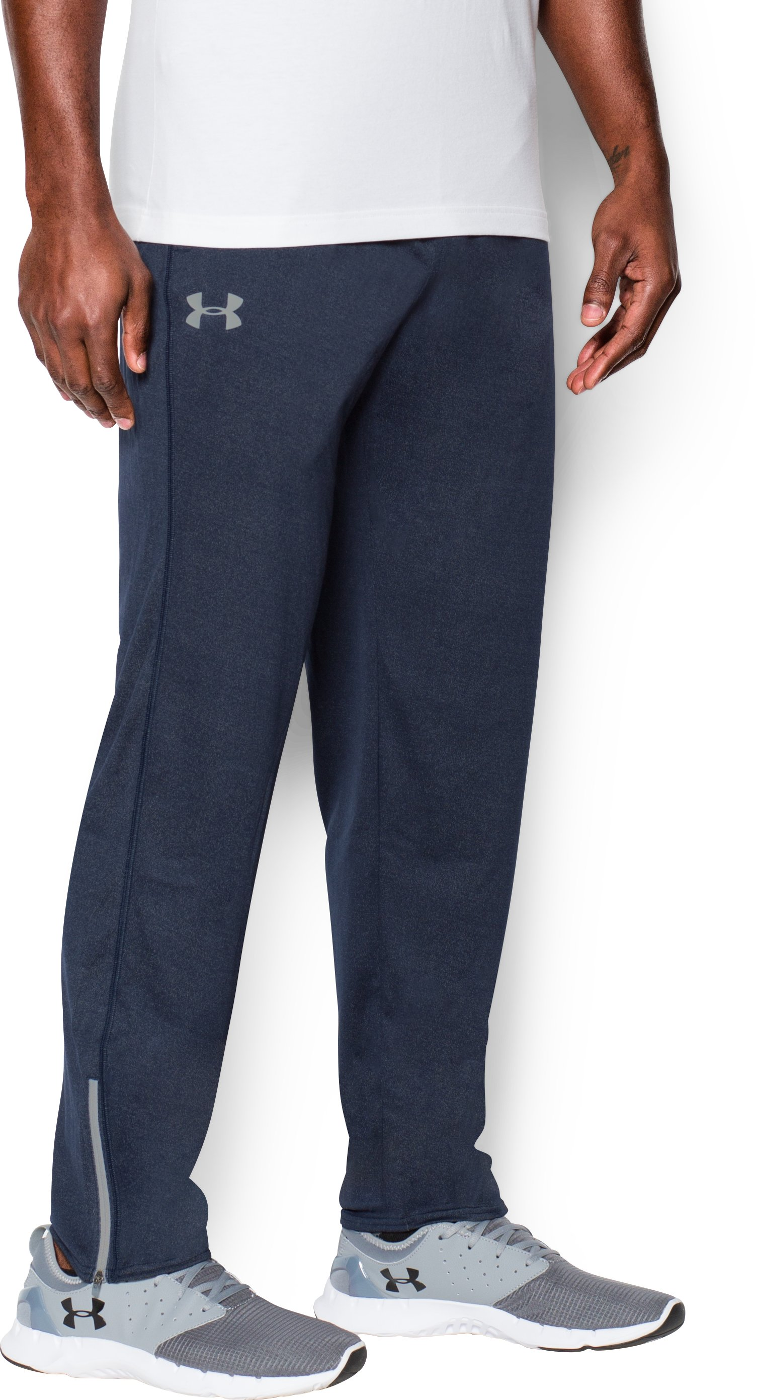 Men's UA Tech™ Pants, Midnight Navy