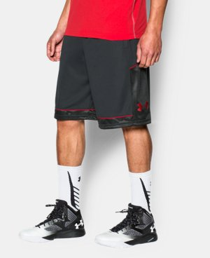Men's UA Baseline Basketball Shorts   $29.99
