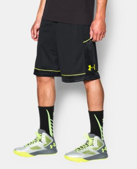 Men's UA Baseline Basketball Shorts LIMITED TIME: FREE SHIPPING 4 Colors $29.99