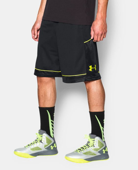 Men's UA Baseline Basketball Shorts LIMITED TIME: FREE U.S. SHIPPING 7 Colors $29.99