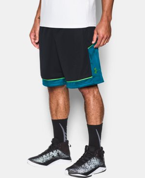 Men's UA Baseline Basketball Shorts LIMITED TIME: FREE U.S. SHIPPING 1 Color $17.24 to $22.99
