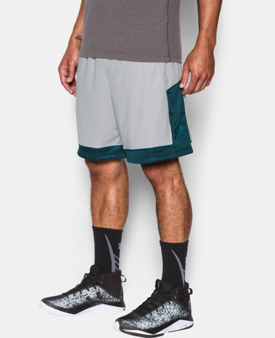 Men's UA Baseline Basketball Shorts LIMITED TIME: FREE U.S. SHIPPING 2 Colors $22.99
