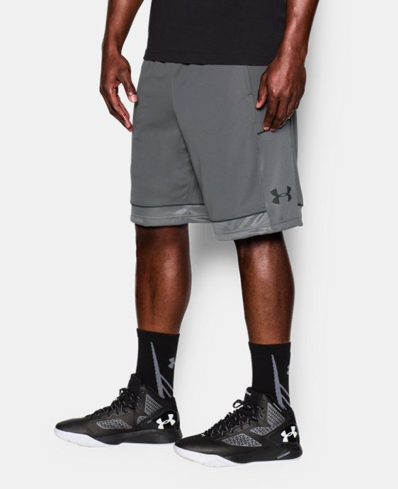 Men's UA Baseline Basketball Shorts LIMITED TIME: FREE U.S. SHIPPING 2 Colors $29.99