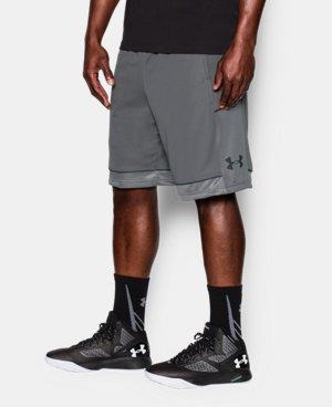 Men's UA Baseline Basketball Shorts  2 Colors $26.99 to $34.99
