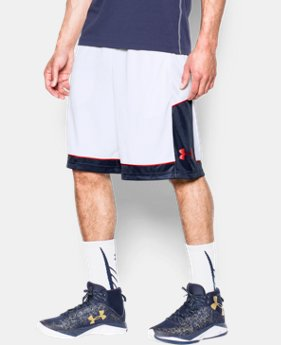 New Arrival  Men's UA Baseline Basketball Shorts  2 Colors $34.99