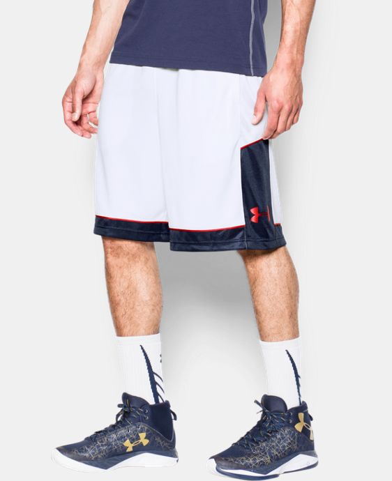 Men's UA Baseline Basketball Shorts LIMITED TIME: FREE U.S. SHIPPING 1 Color $22.99