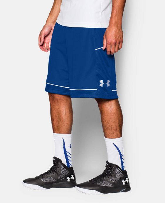 Men's UA Baseline Basketball Shorts LIMITED TIME: FREE SHIPPING 1 Color $26.99 to $34.99