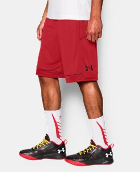 New Arrival  Men's UA Baseline Basketball Shorts LIMITED TIME: FREE SHIPPING 1 Color $34.99