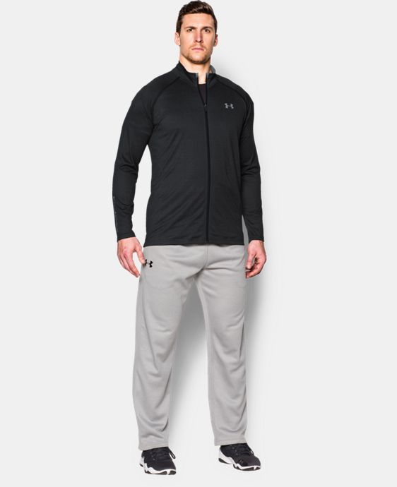 Men's UA Tech™ Track Jacket LIMITED TIME: FREE SHIPPING 1 Color $44.99