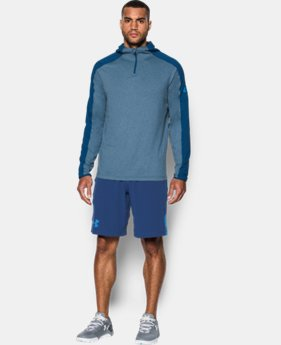 Men's UA Scope LW ¼ Zip Hoodie    $84.99