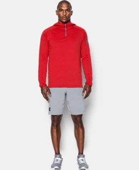 Men's UA Scope LW ¼ Zip Hoodie  1 Color $33.74