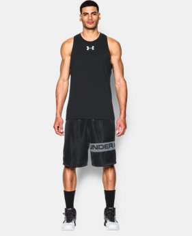 Men's UA Rally Basketball Shorts