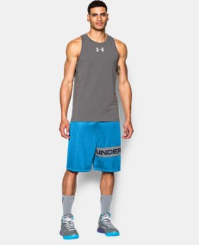 Men's UA Rally Basketball Shorts  1 Color $22.99