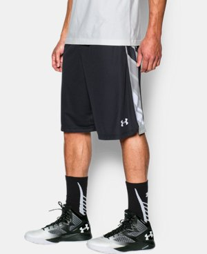 New Arrival  Men's UA Select Basketball Shorts  3 Colors $44.99