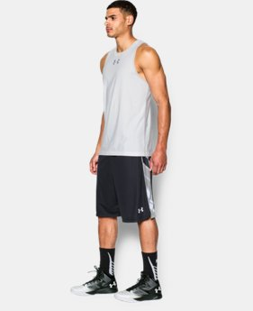 New Arrival  Men's UA Select Basketball Shorts  2 Colors $44.99