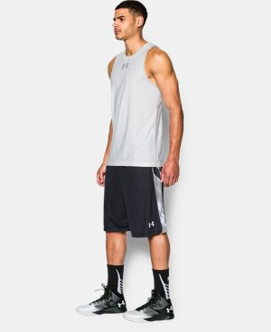 New Arrival  Men's UA Select Basketball Shorts  8 Colors $44.99