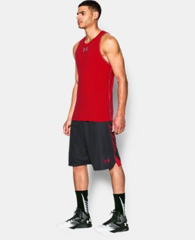 Men's UA Select Basketball Shorts