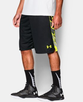 Men's UA Select Basketball Shorts  2 Colors $39.99