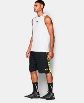 Men's UA Select Basketball Shorts LIMITED TIME: FREE SHIPPING 4 Colors $39.99