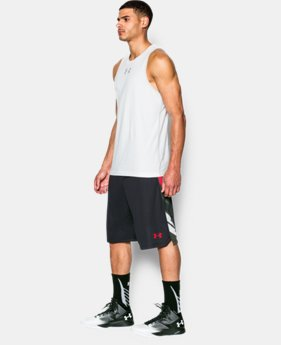 Men's UA Select Basketball Shorts  3 Colors $23.99 to $29.99