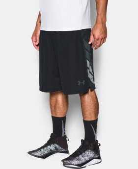 Men's UA Select Basketball Shorts  4 Colors $25.49 to $33.99
