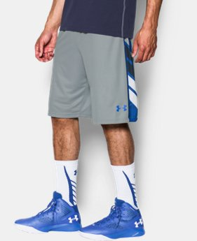 Men's UA Select Basketball Shorts  3 Colors $39.99