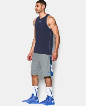 Men's UA Select Basketball Shorts LIMITED TIME: FREE SHIPPING 2 Colors $39.99