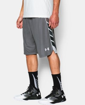 Men's UA Select Basketball Shorts  3 Colors $22.49