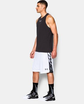 New Arrival  Men's UA Select Basketball Shorts LIMITED TIME: FREE SHIPPING 1 Color $44.99