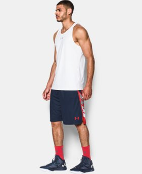Men's UA Select Basketball Shorts LIMITED TIME: FREE SHIPPING 9 Colors $39.99