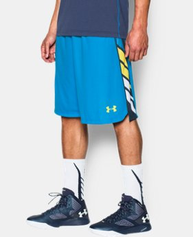 Men's UA Select Basketball Shorts  3 Colors $22.49 to $29.99