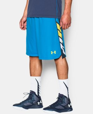 Men's UA Select Basketball Shorts  4 Colors $22.49 to $29.99