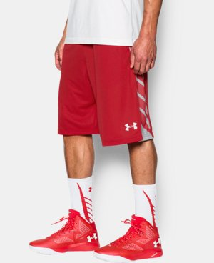 Men's UA Select Basketball Shorts LIMITED TIME: FREE SHIPPING 1 Color $25.49 to $33.99