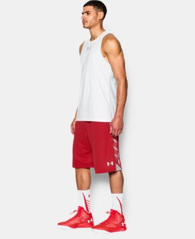 New Arrival  Men's UA Select Basketball Shorts  1 Color $44.99