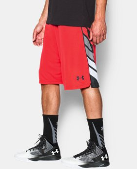 Men's UA Select Basketball Shorts  1 Color $22.49 to $29.99