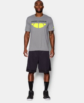 Men's UA Baseline T-Shirt LIMITED TIME: FREE U.S. SHIPPING  $17.24 to $22.99