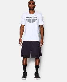Men's UA Baseline T-Shirt LIMITED TIME: FREE SHIPPING 2 Colors $29.99