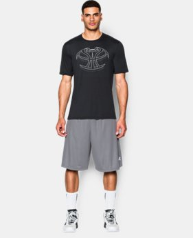 Men's UA 3D Basketball Icon T-Shirt LIMITED TIME: FREE SHIPPING 3 Colors $29.99