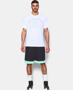 Men's UA 3D Basketball Icon T-Shirt LIMITED TIME: FREE SHIPPING 1 Color $29.99