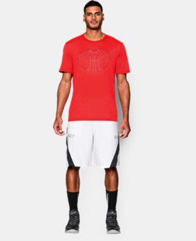 Men's UA 3D Basketball Icon T-Shirt  1 Color $22.99