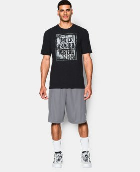 Men's UA Lock In T-Shirt  1 Color $22.99
